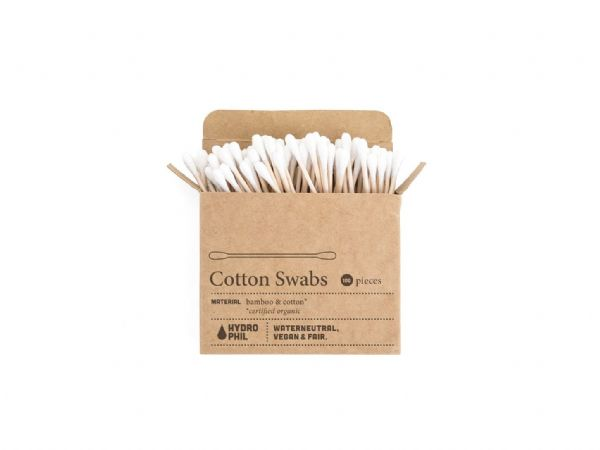 Bamboo & cotton biodegradable buds  by Hydrophil